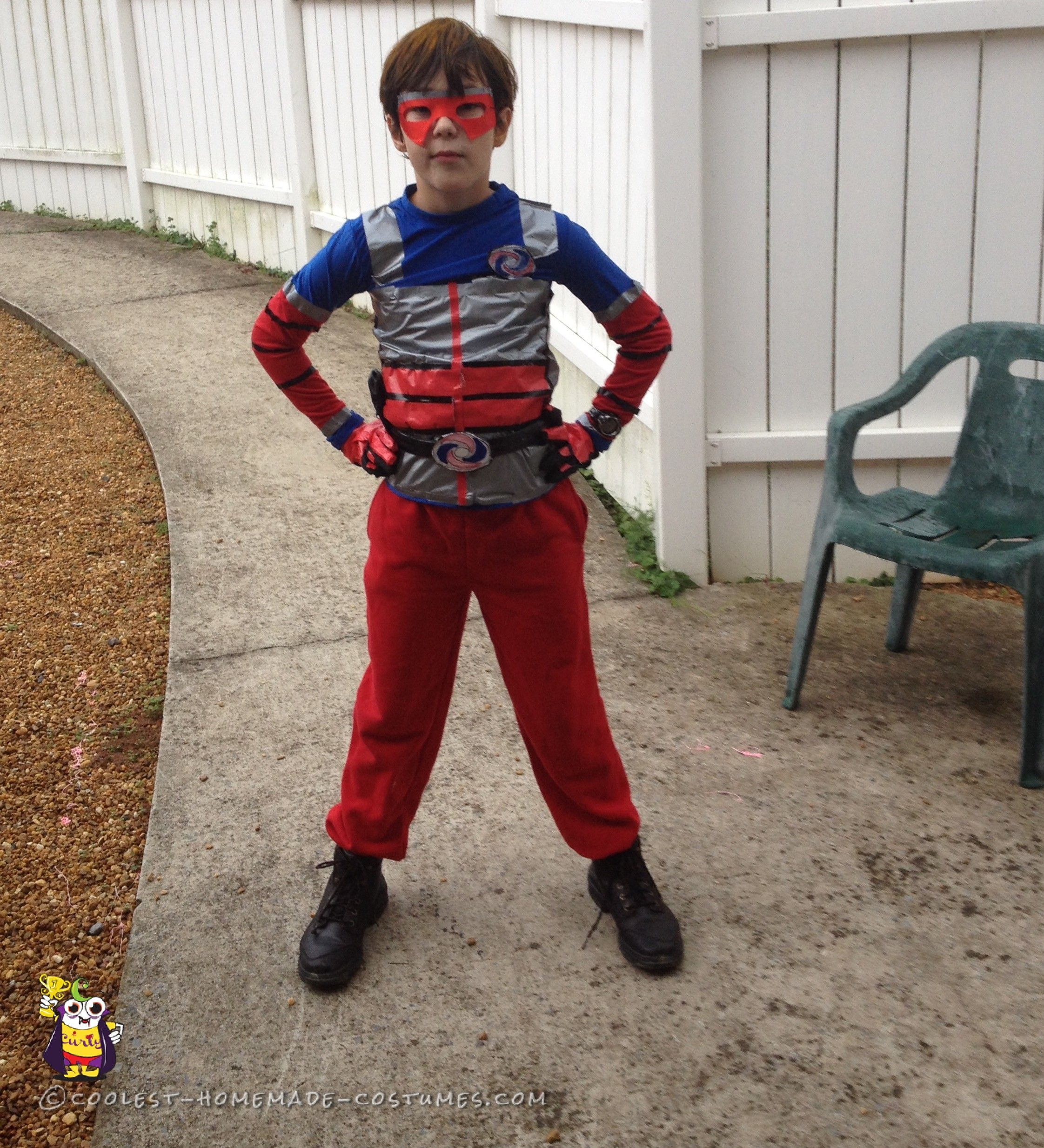 Kid Danger/ Henry Danger Costume | Halloween | Pinterest ...