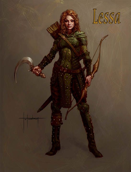 Character Design D D : Dungeons and dragons characters google search rogue