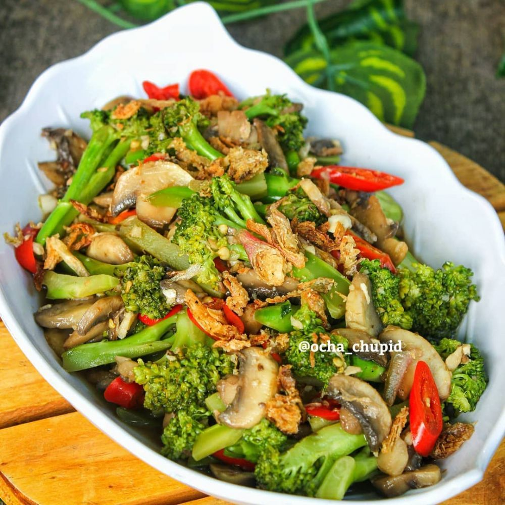 Pin Di Brokoli