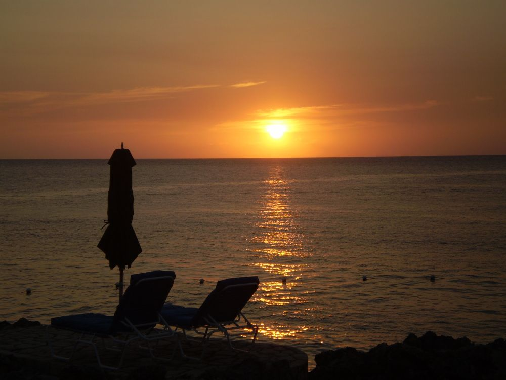 Negril, Jamaica--- the open sea! (Copyright Seeingthroughmylens 2013) #photochallenege #sea