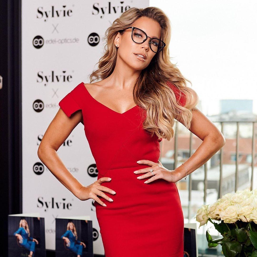 Sylvie Optics Sylvie Meis Style Sylvie Meis Van Der Vaart