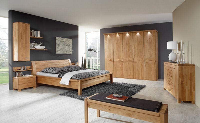schlafzimmer komplett holz eiche massiv neu 3777. landhaus, Schalfzimmer deko