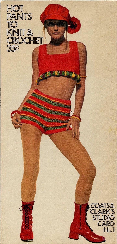 Pin von terrebella ✽ moda auf [1970s] ~ hotpants | Pinterest | 70er