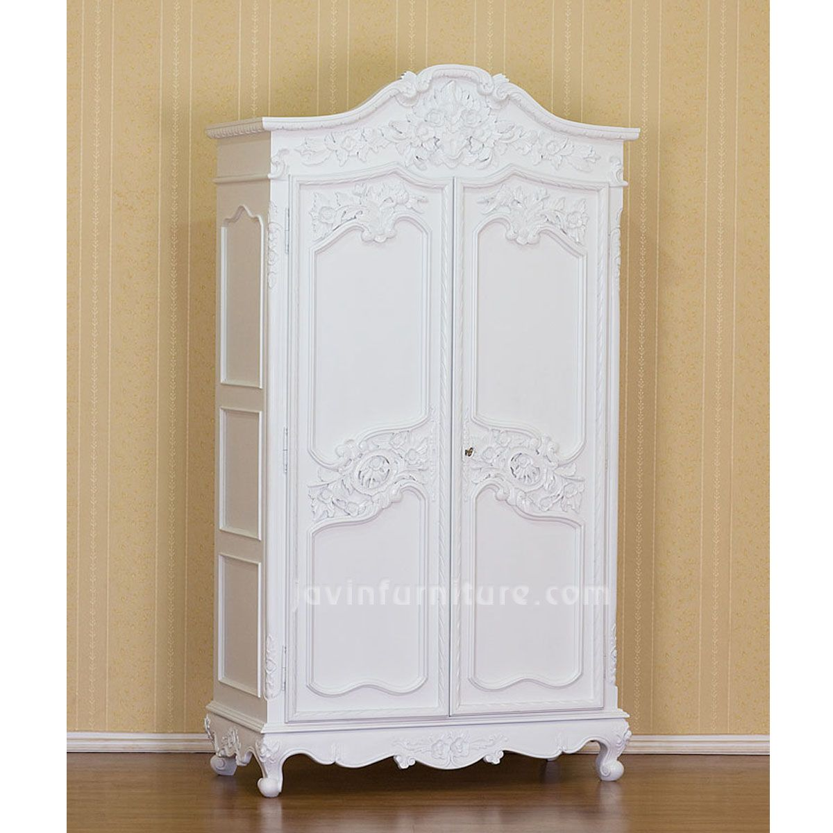 french armoire 2 doors white armoire white furniture