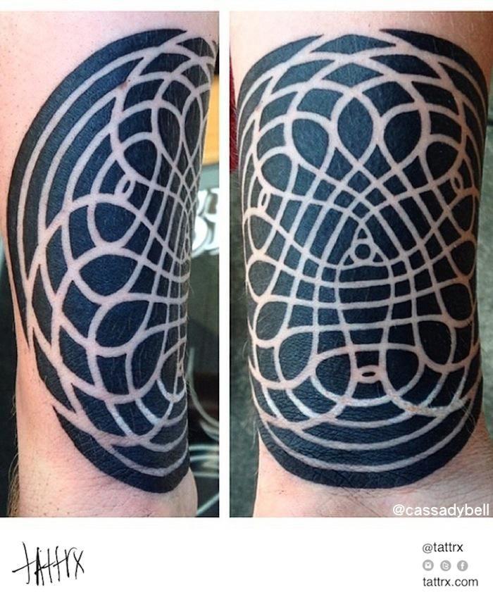 Geometric Tattoos Portland: Cassady Bell Tattoo Portland Oregon Tattoo Artiat