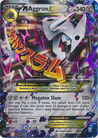 The pok mon things of my life pok mon pikachu ex - Pokemon mega evolution ex ...