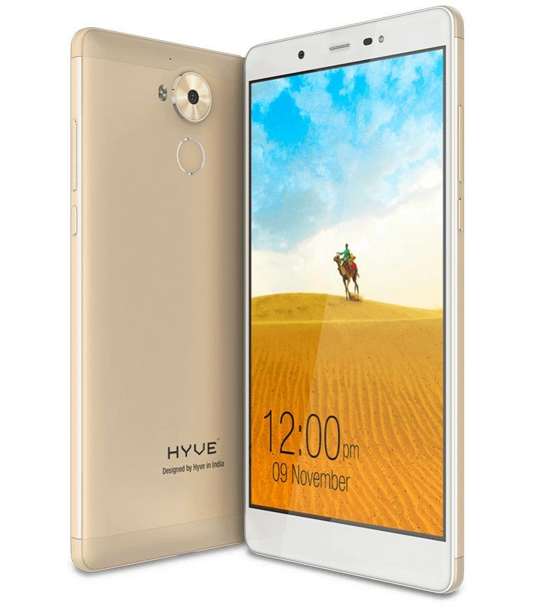 Hyve Pryme with 1080p display, Helio X20 SoC, 4GB RAM launched in India for