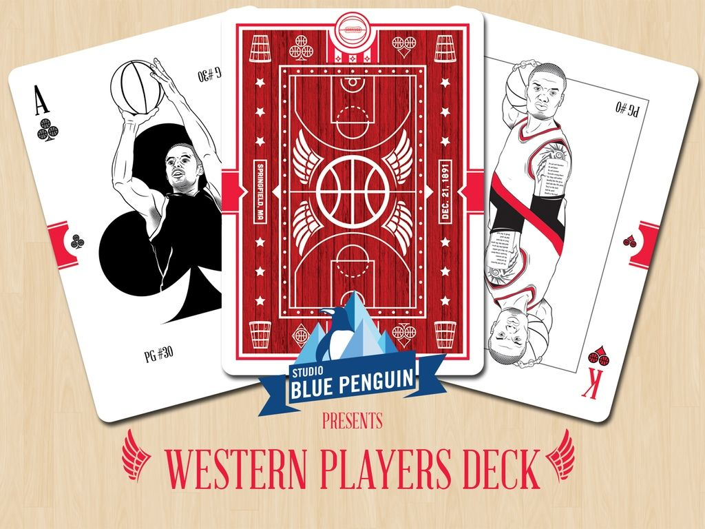 Basketball Playing Cards Playing Cards Deck Of Cards Crowdfunding Projects