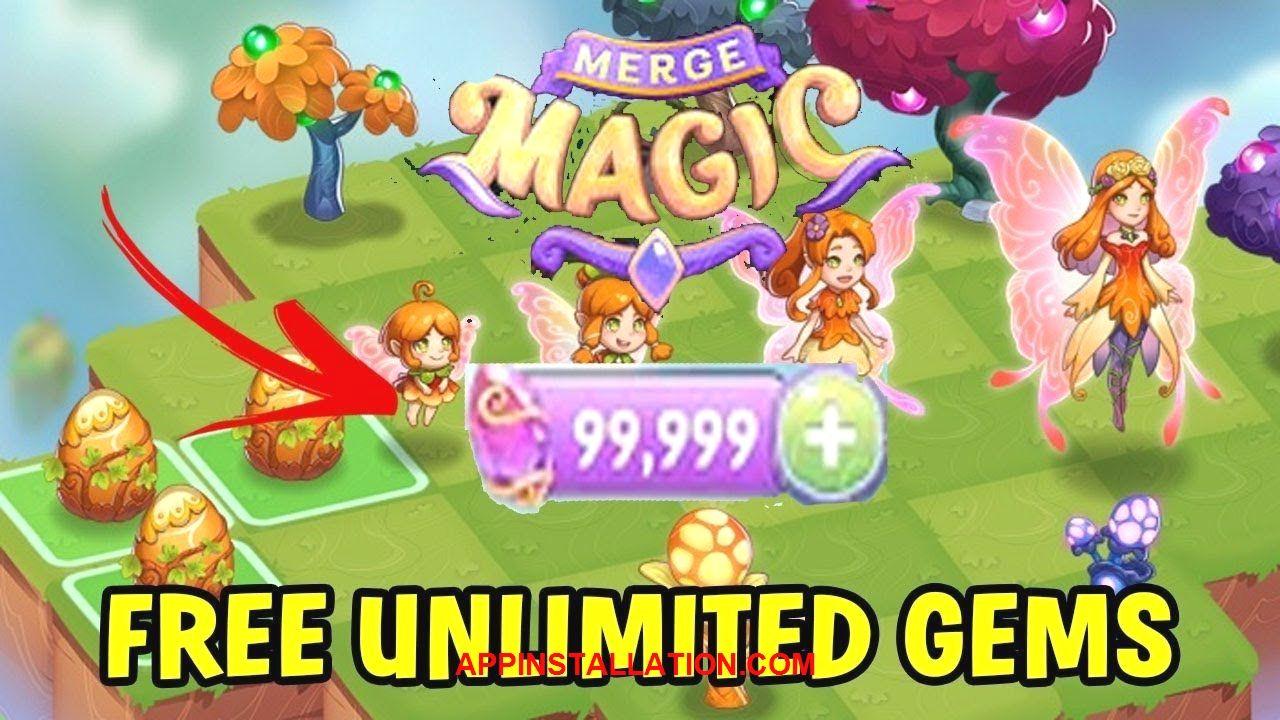 MergeMagic Hack 2021: How to hack MergeMagic + MOD APK 2021 in 2021 | Free  gems, Magic online, Download hacks