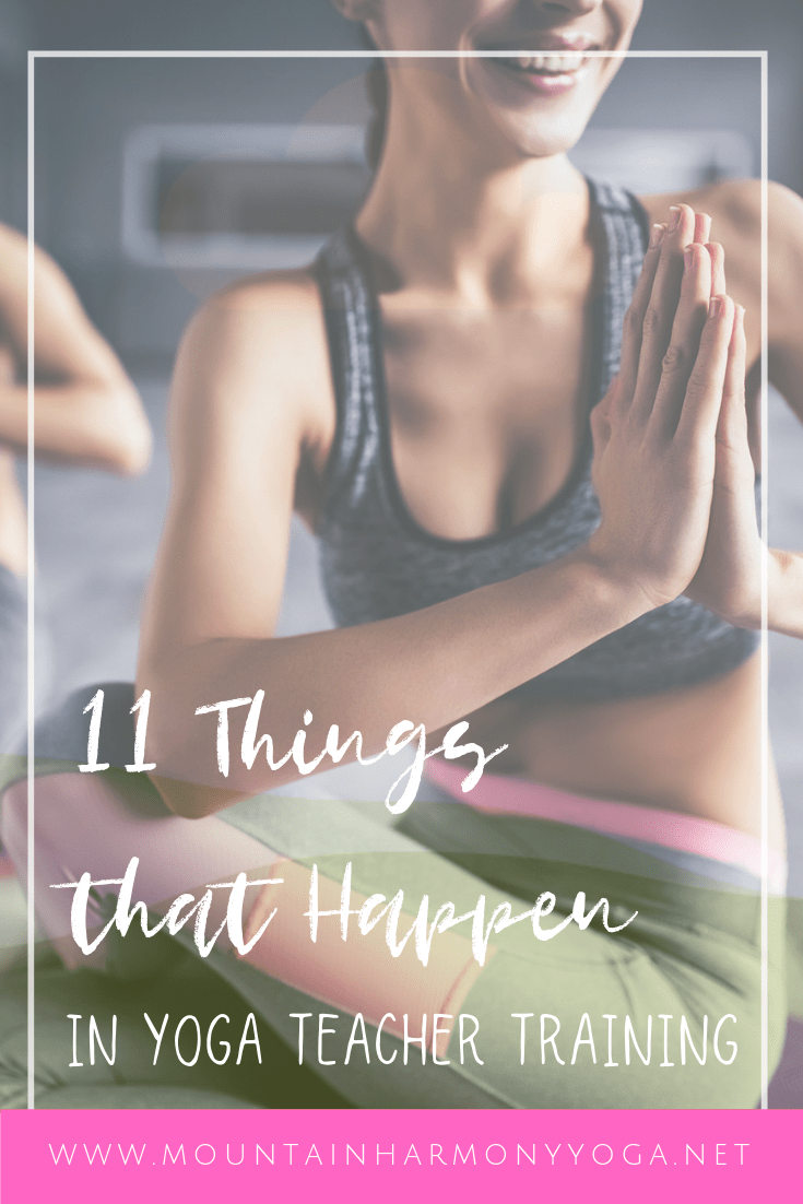11 Things That Happen In Yoga Teacher Training | Exercise And Fitness Tips | #exercise #fitness #fit...