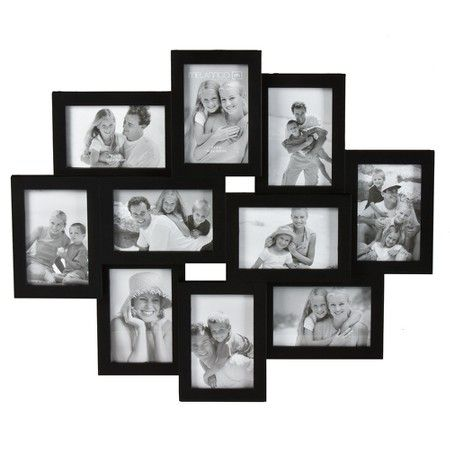 10 Opening Collage 4 X6 Frame Black Target Collage Frames Large Collage Picture Frames Collage Picture Frames