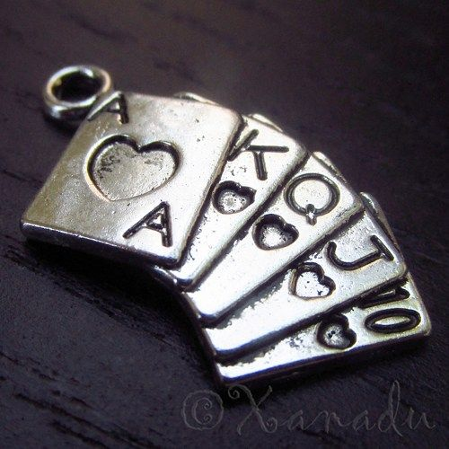 10pcs poker cards playing cards wholesale pendant charms c8485 10pcs poker cards playing cards wholesale pendant charms c8485 aloadofball Gallery