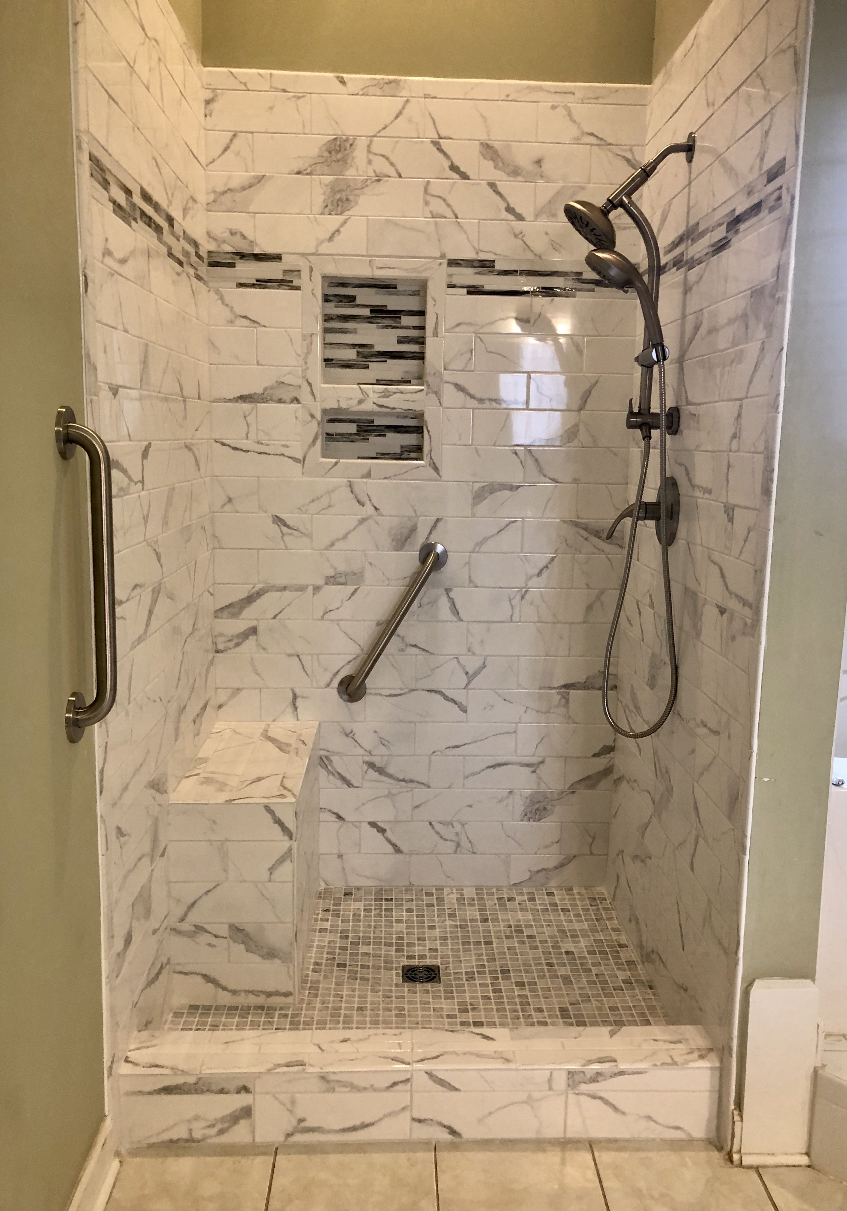 Complete Evans Ga Removed Shower Door And Fiberglass Shower