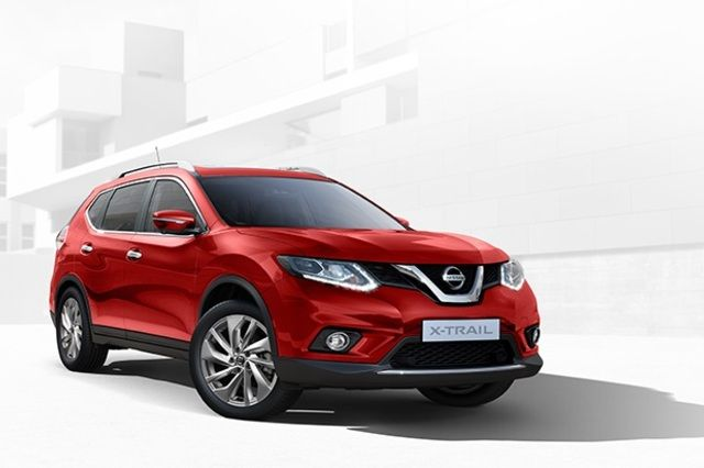 Nissan X Trail 2016 Nissan Upcoming Cars New Cars