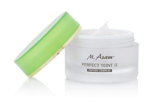 Amazon Com M Asam Perfect Teint Ii Beauty In 2020 Beauty Container Face