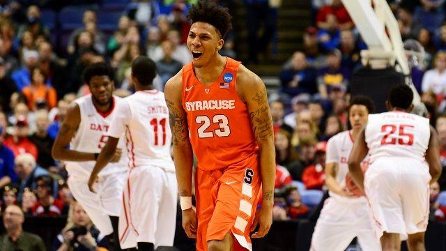 2016 Ncaa Tournament Preview No 10 Syracuse Vs No 15 Middle Tennessee Ncaa Tournament Ncaa Syracuse Basketball