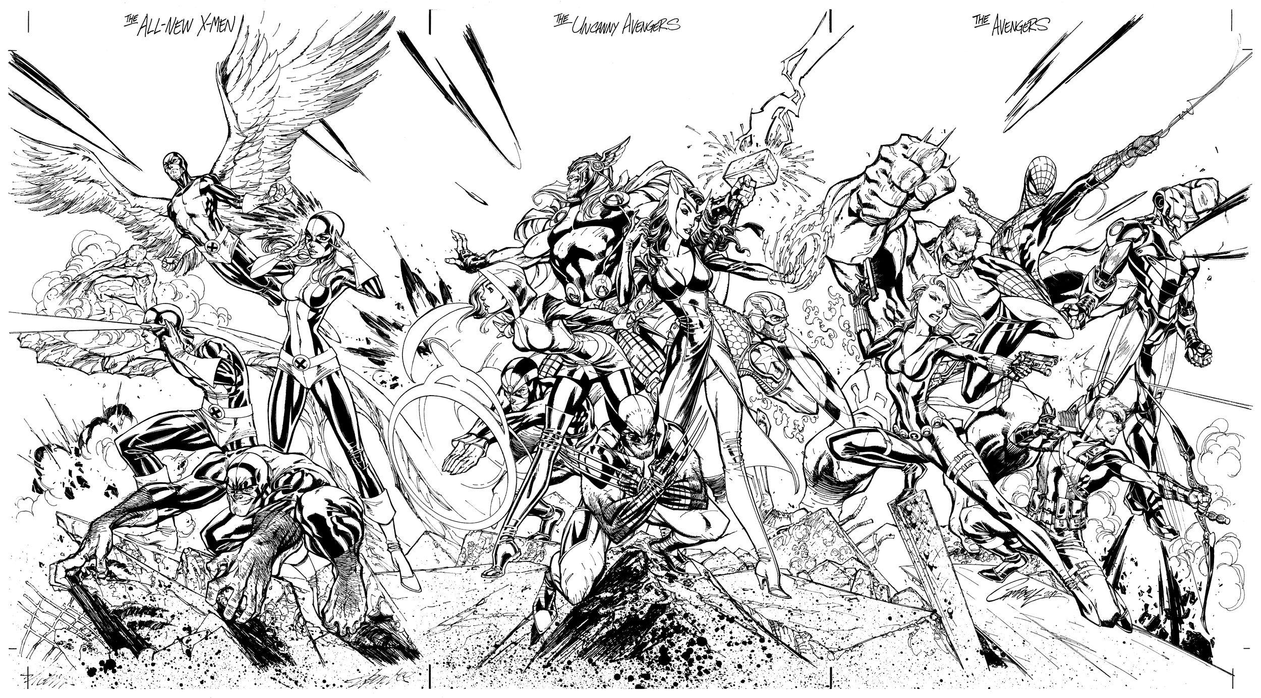 X Men Avengers Campbell Avengers Coloring Pages Avengers Coloring Coloring Pages