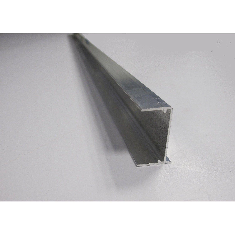 Profil Obturateur Pour Plaque Ep 32 Mm Aluminium L 1 25 M Carboglass Obturateur Profil Et Plaque