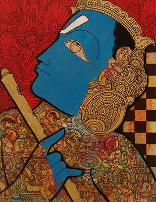 Buy And Sell Paintings Online Indian Artists Art Gallery Online - Sell paintings online