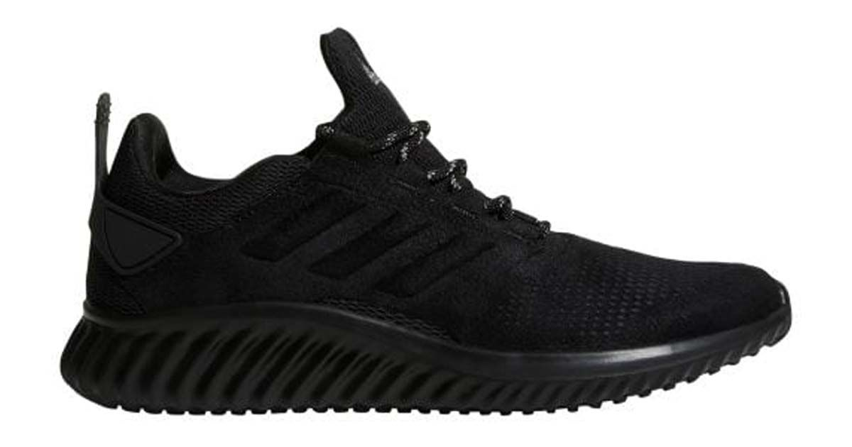 brand new 4acdf 6412a Get These Triple Black Adidas Alphabounce CR For Just 70 While Supplies  Last!