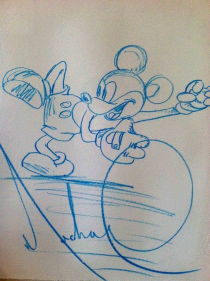 Micckey Mouse