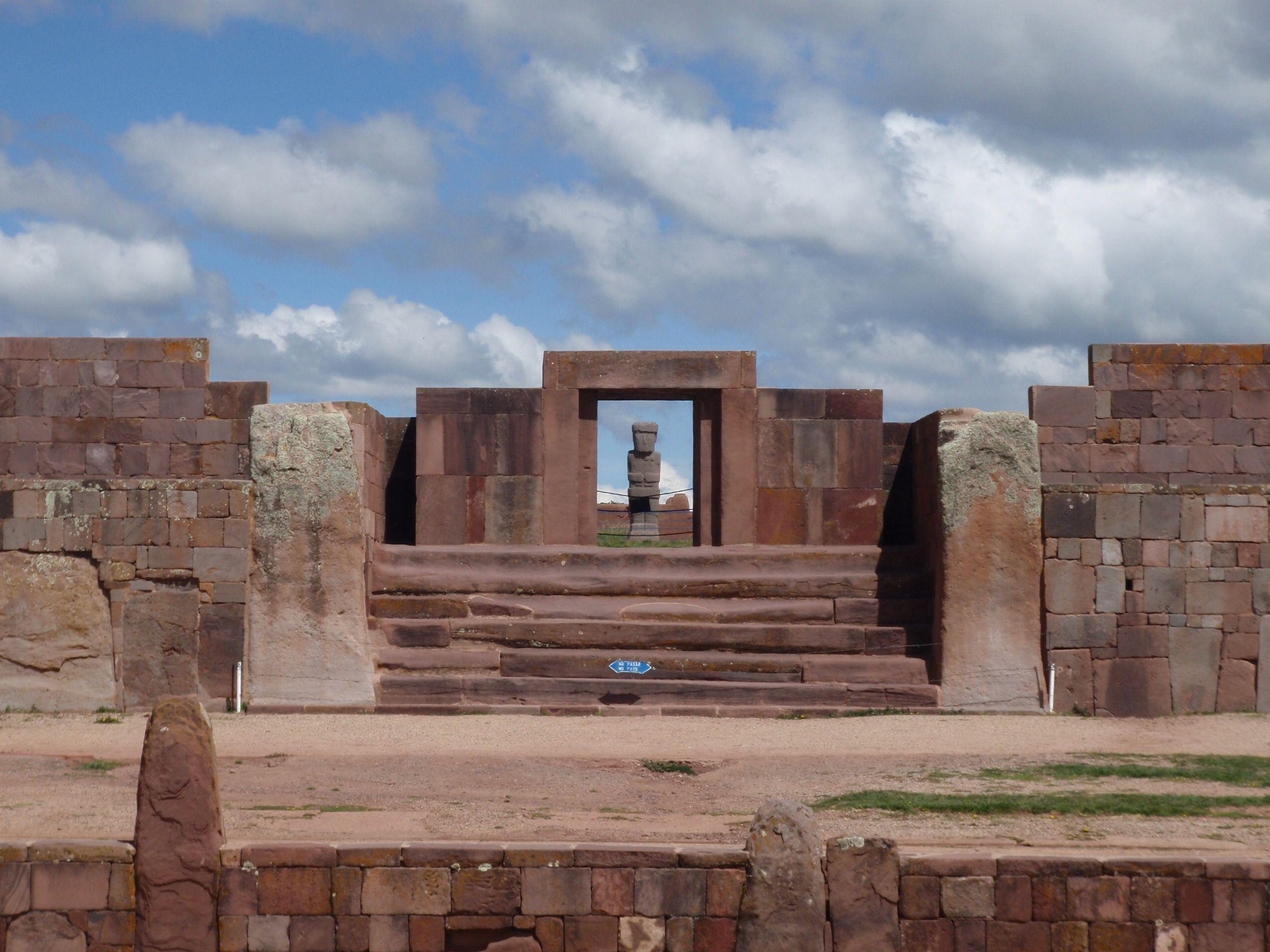 Image result for Tiwanaku