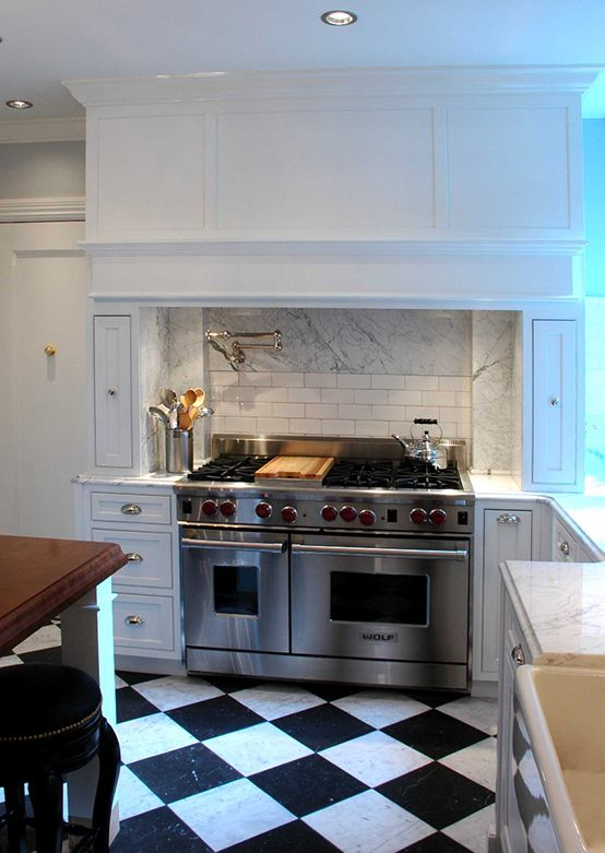 Plain & Fancy Custom Cabinetry designed by Park Slope ...
