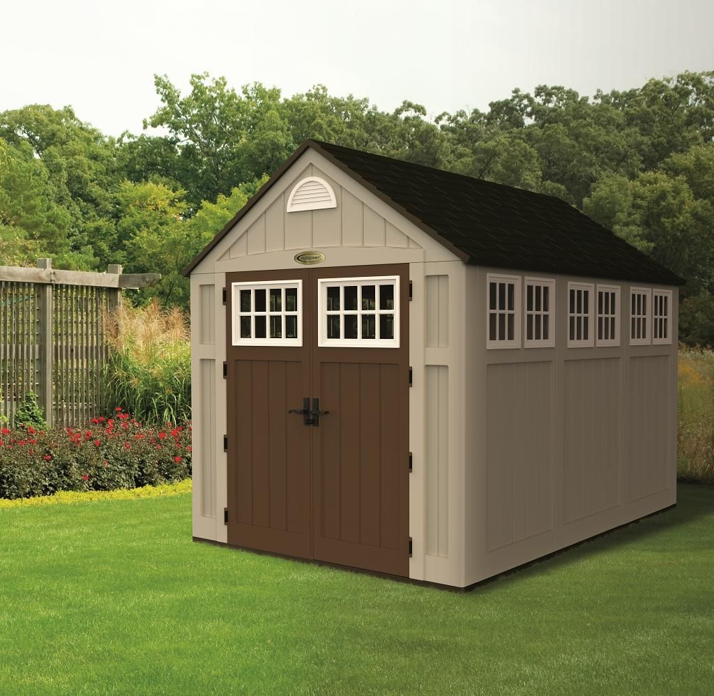 What We Offer At Darboy Storage: STORAGE BUILDINGS > SHEDS > OUTDOOR STORAGE