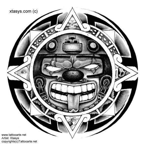 maya tattoo google search maya pinterest maya tattoo and maori. Black Bedroom Furniture Sets. Home Design Ideas