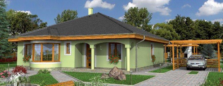 Casas Con Techos Bonitos