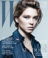 Lea Seydoux - Natural make up