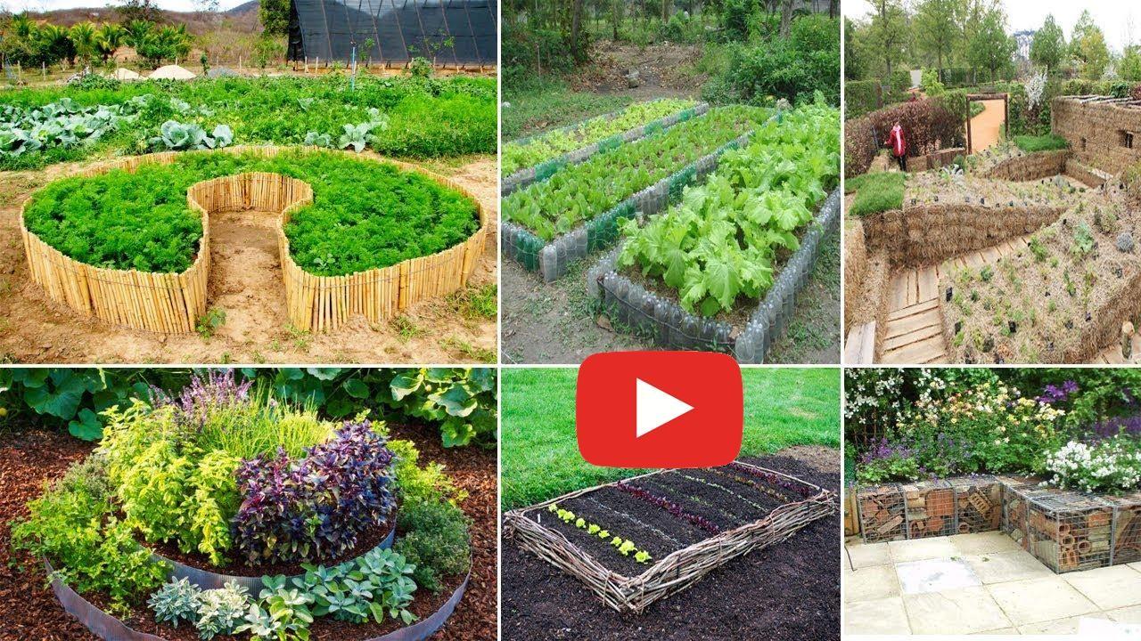 16+ Easy & Cheap DIY raised garden bed Ideas  Garden ideas diy