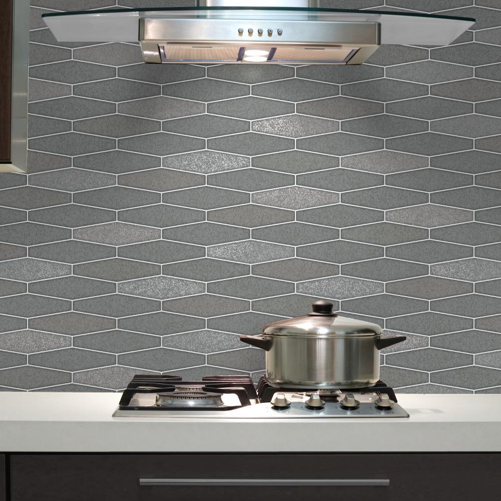 Holden Apex Tile Effect Pattern Wallpaper Marble Glitter Motif Kitchen Bathroom Ebay Glitzer Fliesen Home Depot Teppich