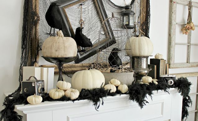 20 Super Scary Halloween Decorations Scary halloween, Scary and - halloween decoration themes