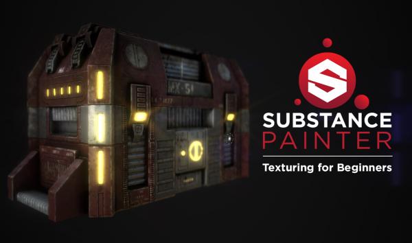 Substance Painter Texturing For Beginners Texture Game Development Substances