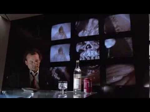 Scrooged - Original Movie Trailer 1988 ... my 2nd favourite!!