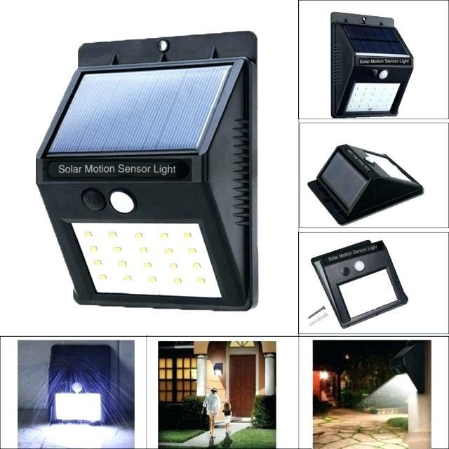 Solar Motion Light Reviews Motion Sensor Lights Outdoor Solar Motion Lights Motion Sensor Lights