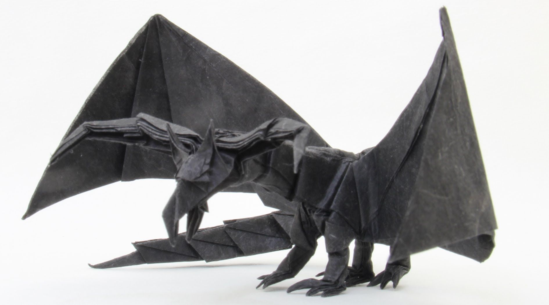 Pin By Bite Me On Origami Pinterest Dragon And Parrotdiagram Barth Dunkan Ecorigami Eagle Lion Elephant Animals Paper Art
