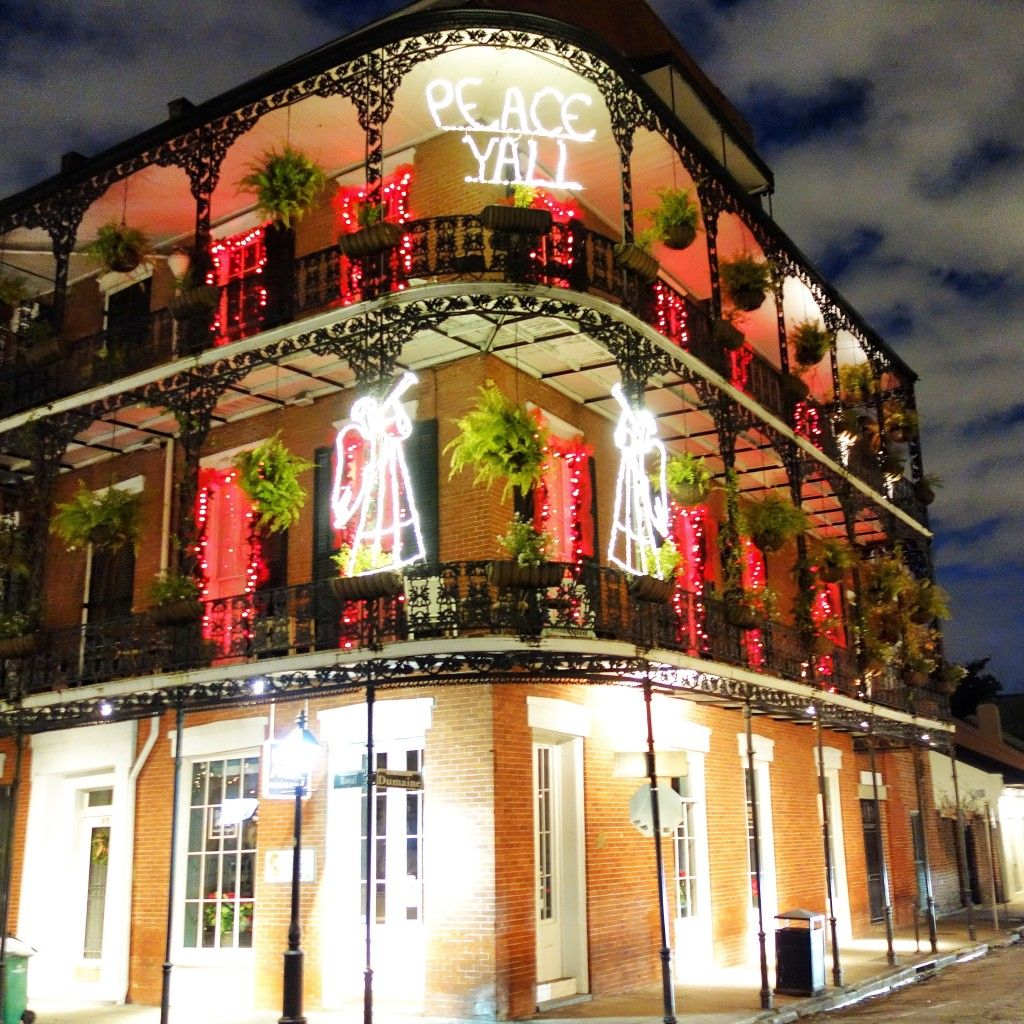 Home Decor New Orleans: Top 5: Christmas Decorations In New Orleans
