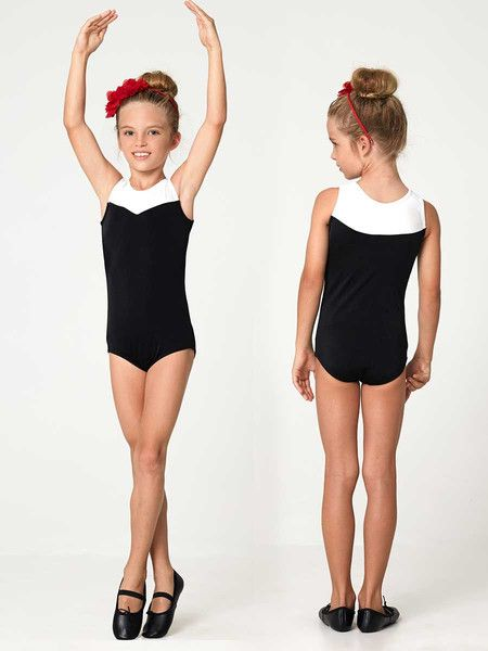 Leotard Patterns, Swimsuit Patterns - LEOTARD #6 - Girls (L506)