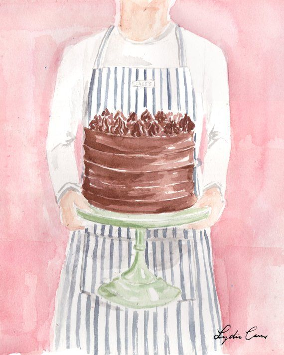12 layer cake Drawing ideas