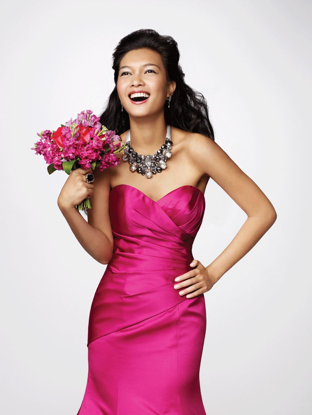 Alfredo Angelo pink #bridesmaid dress. For more bridesmaid dress ...