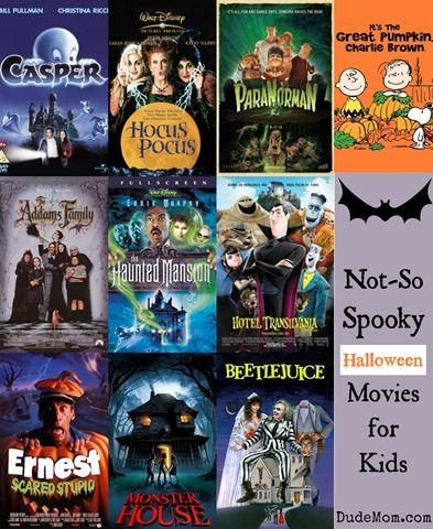 10 Best Halloween Movies for Kids | Halloween movies, Scary ...