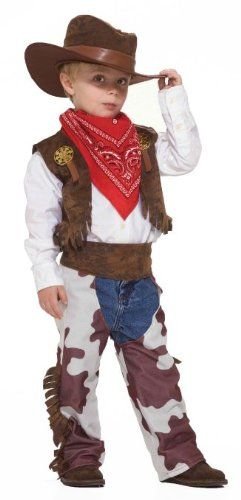 forum novelties cowboy kid costume - Halloween Costumes 4t