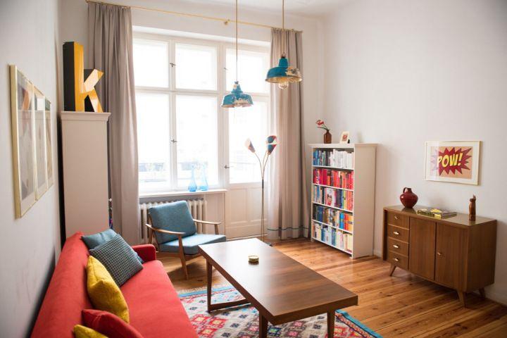 Interior Design von Retro Interiors, Köln ein Berliner Altbau