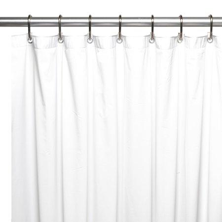 Home Vinyl Shower Curtains Shower Liner Mold In Bathroom