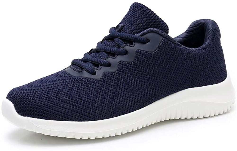 BLITYA Women Men Fashion Sneakers Running Shoes Tennis Shoes Breathable Work Shoes Slip on Walking Shoes