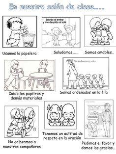 Pin De Rosa Barrios En ética Y Valores Imagenes De Convivencia