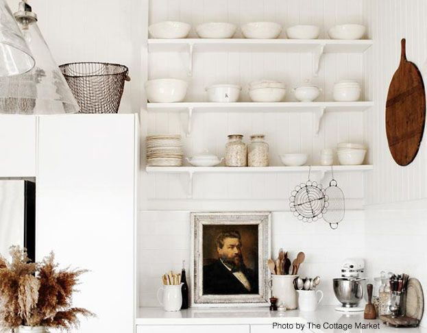 Kitchen Design Ideas Open Shelving ~ Small kitchen ideas that make a big difference kitchen
