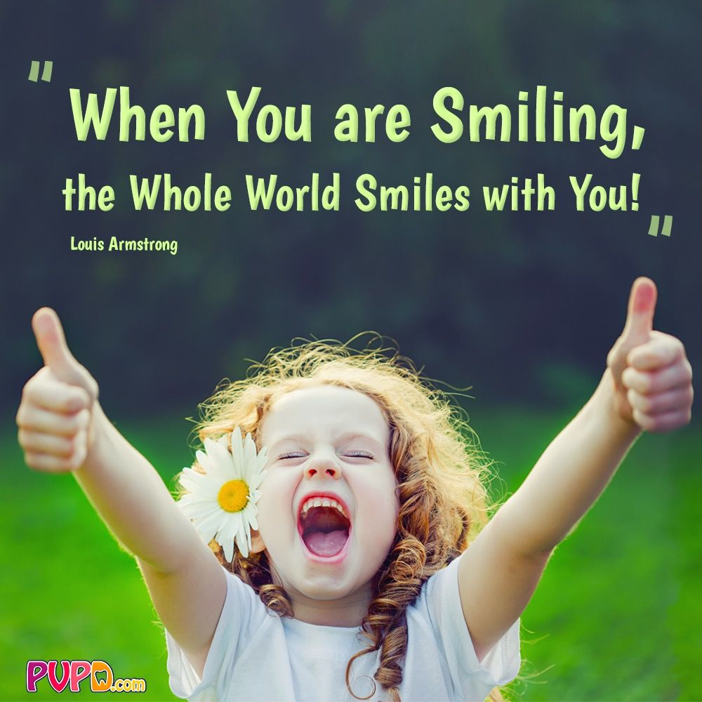 SMILES ARE CONTAGIOUS! How many people can you share yours